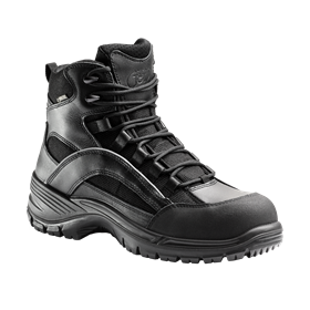 Rescuer mid boot